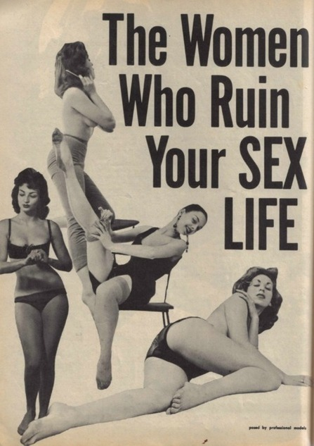The Women Who Ruin Your Sex Life | Sex History | Scoop.it