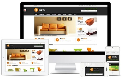 FurnitureInterior PrestaShop Theme | Prestashop Theme Download | Best Prestashop Themes | Scoop.it