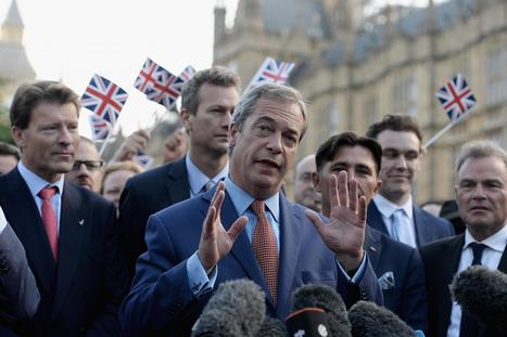 'Zero credibility' Farage slapped down for mocking prospect of indyref2   My Scotland   Scoop.it
