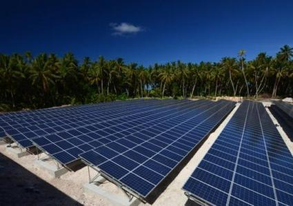 Design News - Engineering Materials - 3-Island Pacific Nation Goes 100 Percent Renewable | UtilityTree | Scoop.it