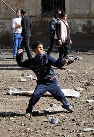 Les enfants des molotov | Égypt-actus | Scoop.it