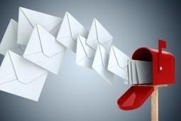 Les 6 étapes pour la construction d'une campagne emailing | BeinWeb | e.business & webmarketing | Scoop.it