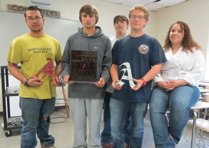 Taconic students take a hands-on approach with 'The Scarlet Letter' | Creatively Teaching: Arts Integration | Scoop.it