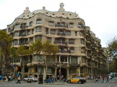 Barcellona Gaudi-fantastica: itinerario sulle traccie del modernismo   Arquitectura modernista   Scoop.it