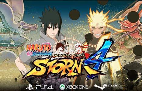 Bandai Namco publica nuevo video de Naruto SUN Storm 4 | Descargas Juegos y Peliculas | Scoop.it