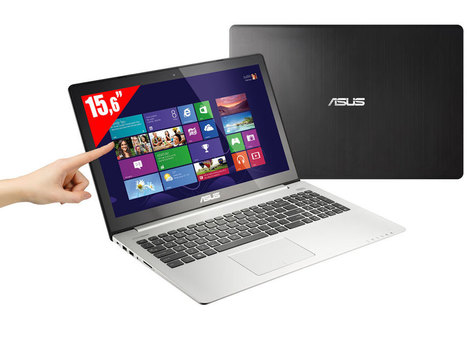 Promo 649€ - Asus VivoBook S500CA-CJ039H, 15.6″ tactile : Core ... - LaptopSpirit.fr   Les tablettes numériques   Scoop.it