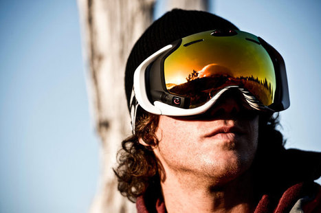 Augmented display goggles: next generation coming this winter | Freeride skiing | Scoop.it