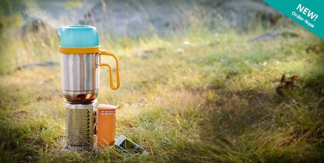 Official BioLite Site | Home of the CampStove | Products & Things to make the world better | Scoop.it