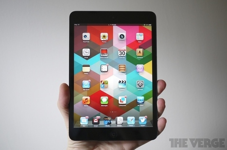 Why iPad Mini Is A Great Bet For Education | Wandering Academic | i-Pad mini - uses in education | Scoop.it