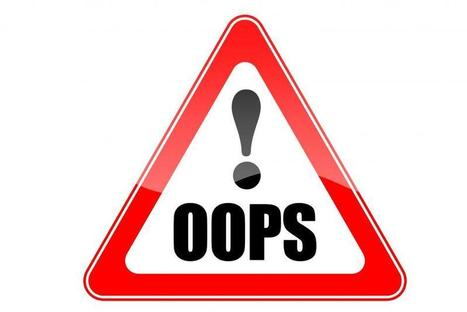 Online Advertising Mistakes to Avoid | Social Media Today | Web Design | Scoop.it