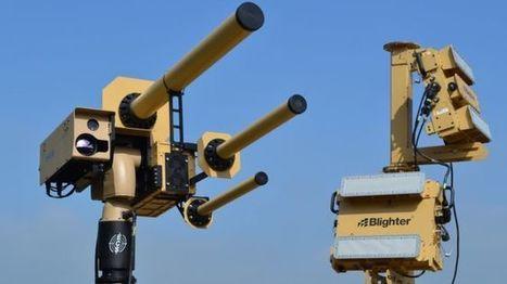 UK firms develop #drone-freezing ray   Digital #MediaArt(s) Numérique(s)   Scoop.it