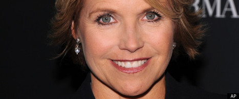 Katie Couric Leaving 'CBS Evening News' Anchor Chair, According To ... | Movin' Ahead | Scoop.it