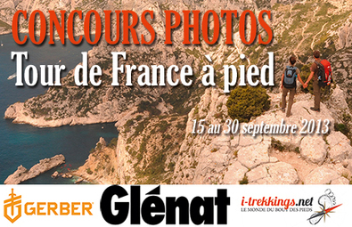 Concours Photos Randonnée en France - I-Trekkings | Les circuits de randonnée en France | Scoop.it
