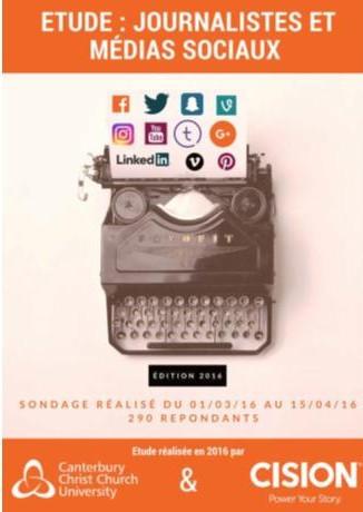 L'usage des réseaux sociaux par les journalistes | DocPresseESJ | Scoop.it