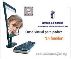 "FAD - CURSO VIRTUAL PARA PADRES ""EN FAMILIA CASTILLA-LA MANCHA"" | Recursos al-basit | Scoop.it"