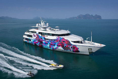 Rent the Saluzi super yacht for a week or splurge on a supercar? | Yachts & Boats | Scoop.it