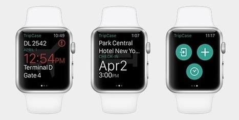 Le tourisme se met à l'heure de l'Apple Watch | Médias sociaux et tourisme | Scoop.it