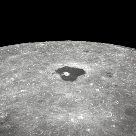 Secrets Of Moon's Origin Revealed | digital tech | Scoop.it