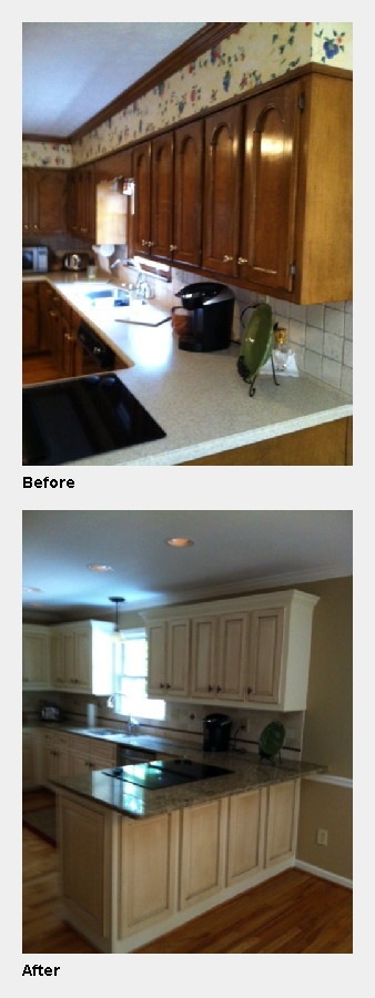 Kitchen Cabinets | Detail Cabinet Refacing and Remodeling | Installing My Kitchen Cabinets | Scoop.it