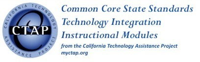 Common Core Technology Integration Instructional Modules | strategy | Scoop.it