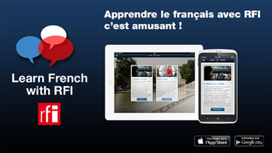 RFI - L'application mobile | Outils FLE | Scoop.it
