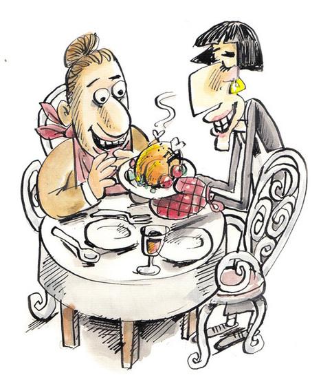Alice B. Toklas and Gertrude Stein as babysitters   Biblio   Scoop.it