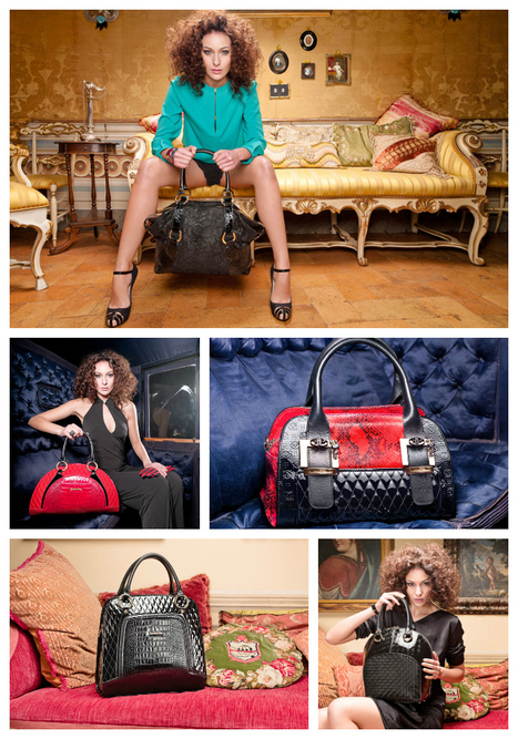 Fabrizio Poker - Handmade bags made in Le Marche | Le Marche & Fashion | Scoop.it