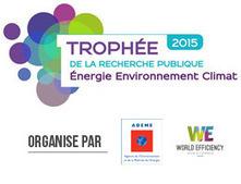 Trophée de la Recherche Publique Énergie Environnement Climat | Appels à projets | Scoop.it