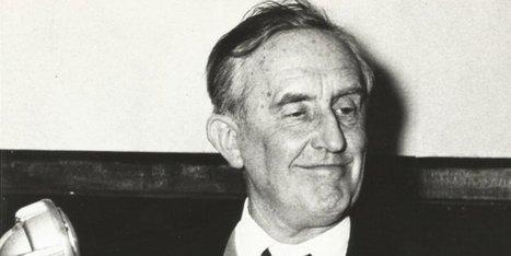 J.R.R. Tolkien explique le sens réel du Seigneur des Anneaux dans un enregistrement inédit   L'imaginaire du virtuel   Scoop.it