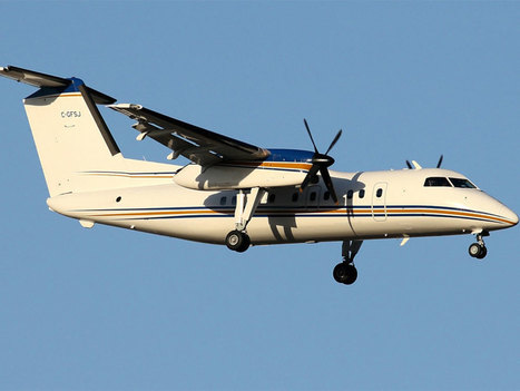 Bidder says PC government rejected $15M offer for province's aircraft fleet   Politics in Alberta   Scoop.it