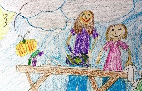 WRITING AND BOOK-MAKING WITH THIRD-GRADERS: COMFORTABLE QUILTS | Creatively Teaching: Arts Integration | Scoop.it