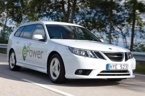 Saab : commande de 250.000 véhicules électriques en Chine   Groupe Recharge   Scoop.it