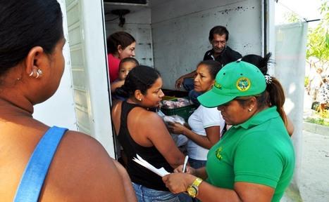 Umata brinda seguridad alimentaria a personas con discapacidad | Cartagena de Indias - 4º edición de boletín semanal | Scoop.it