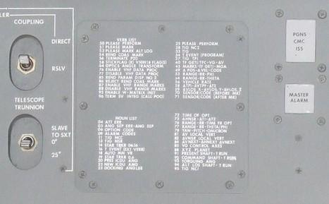 Ini Nih Komputer Neil Armstrong di Pesawat Apollo saat Mendarat di Bulan!! | Forum.Jalan2.com | Scoop.it