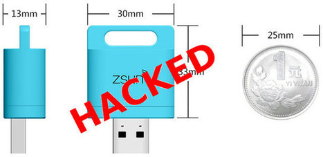 Linux Based Zsun WiFi Card Reader Has Been Hacked Too… | Embedded Systems News | Scoop.it