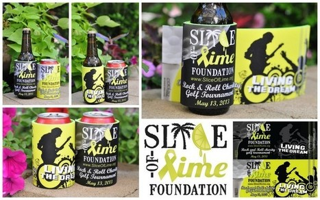 Coolaz Supplies Some Juice to The Slice of Lime Foundation by Team Coolaz | Koozie Feature Articles | Scoop.it