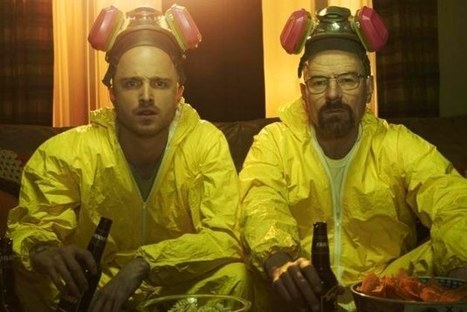 'Breaking Bad' Final Season: AMC Planning Live 'Talking Bad' Talk Show | Breaking Bad | Scoop.it