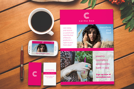 Make Business Print Marketing Reflect Your Online Presence | Branding & Marketing for Businesses | Scoop.it