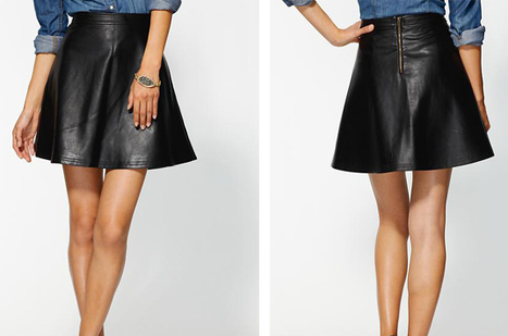 Daily Deal: Tinley Road Vegan Leather Mini Skirt NOW $65! - Sexy Balla | News Daily About Sexy Balla | Scoop.it