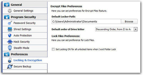 How To Lock A Folder in Folder Lock   You Are The Lucky Winner Of Our Lottery… SCAM!   Scoop.it