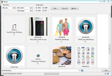 Télécharger toutes les photos d'un site d'un seul coup avec Image Picker sur Firefox   Mistipi   Boîte à outils du Web   Scoop.it