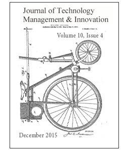Journal of Technology Management and Innovation Vol 10, No 4 (2015) Available | Scinnovation | Scoop.it