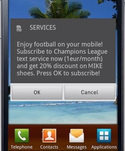 Gemalto sort un concurrent du SMS | Mobile paiement, Mobile marketing, Titres prépayés | Scoop.it