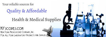 Important Points That Can Help In Selection Of Lab Component Supplier | New York Microscope Company | Scoop.it