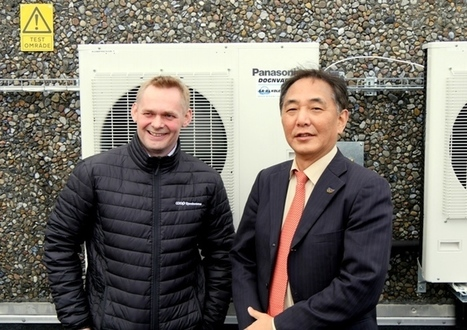 First Panasonic CO2-Cooli... - Panasonic - heating and cooling systems | PANASONIC | Scoop.it