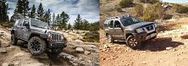 Jeep Wrangler Unlimited Versus Nissan Xterra | CarzzCompany | Scoop.it