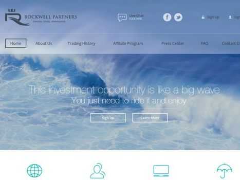 How does Rockwell Partners pay out with referrals? | My Favorite sites to make money online | Scoop.it