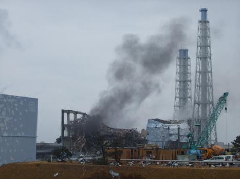 Fukushima government objects against building sarcophagus on Fukushima plant - Fukushima Diary | Anthropocene, Capitalocene, Chthulucene,  staying with the trouble at Fukushima | Scoop.it