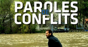 "Avec ""Paroles de conflits"", le web-documentariste Raphaël Beaugrand filme, à vélo, les cicatrices de la guerre 