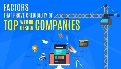 Factors That Prove Credibility of Top Web Design Companies | Productivity-Tips | Scoop.it